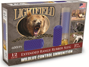 "Lightfield 12ga 2 3/4"" X-Range Slug"