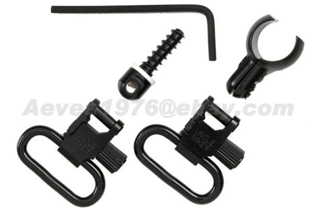 Uncle Mike's Quick Detachable Super Swivels #1071-2