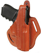 Blackhawk Leather Cutaway holster 421302BN-R