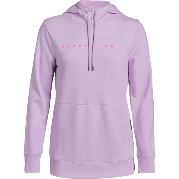 UA: Women's Shoreline Hoodie, Purple