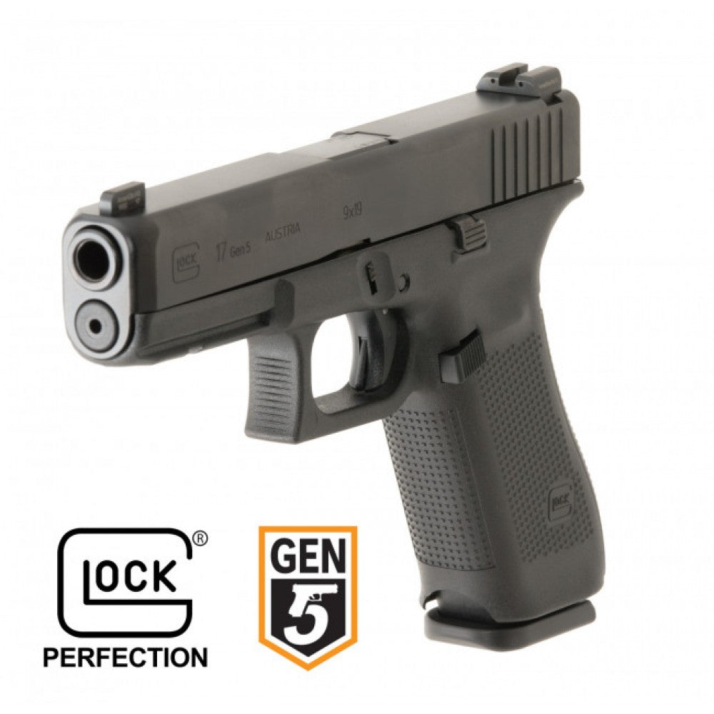 Glock G17 Gen 5 Semi Auto 9mm