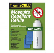ThermaCELL Mosquito Area Repellent Refills, 1pk