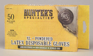 Hunter's Specialties XL Latex Gloves #01057