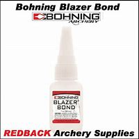 Blazer Bond Fletching Cement 1oz