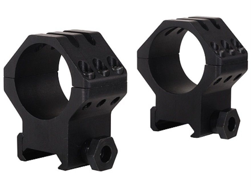 Weaver: Tactical 30mm High Black Matte #48352