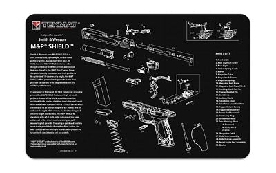 Tekmat : S&W M&P Black