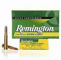 Remington .303 British 180gr SP
