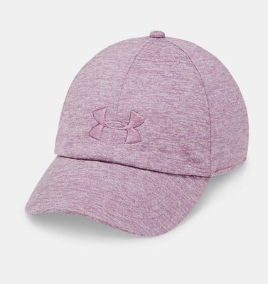 UA: Women's Twisted Renegade Cap Purple,Size OSFA