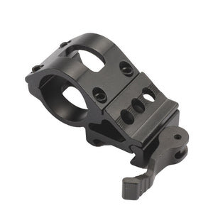 Klarus: Heavy Duty Picatinny Mount - offset split quick release