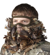 Hunters Specialties Facemask Leafy 3/4