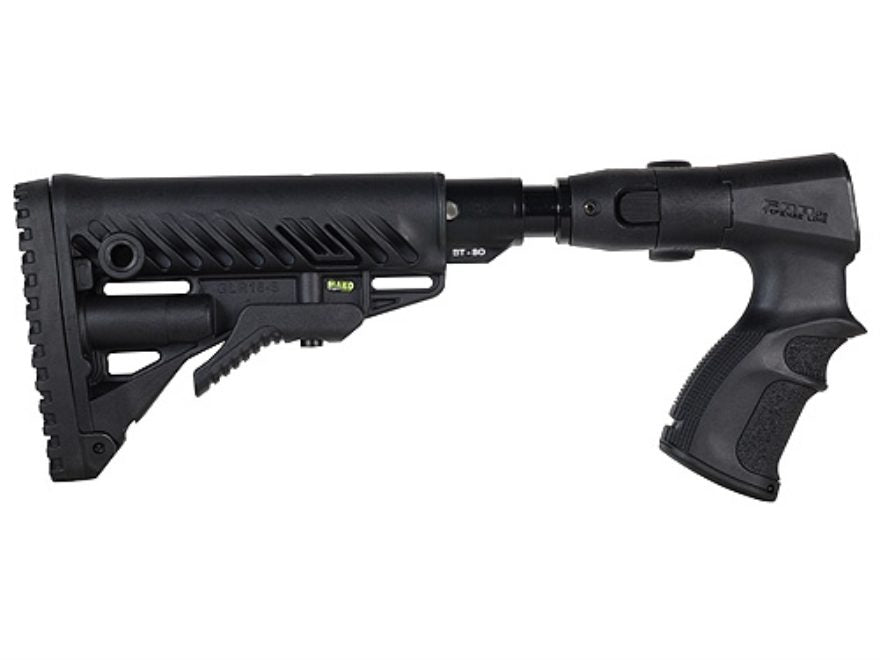 Fab Defense Remington 870 FKSB M4 Folding Collapsible butt Stock, Shock Absorber