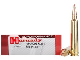 Hornady 300win mag SST Superformance 180gr #82193