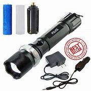 Tactical Ultra Bright 3W Rechargeable Flashlight 9511055 Tactical Ultra Bright 3W Rechargeable Flashlight 9511055