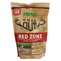 Primos Take Out Red Zone Mineral Deer Feed #58734