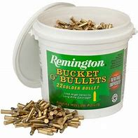 Remington 22 Lr Bucket O' Bullets 1400 Rounds Hollow Points