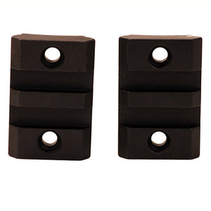 Burris: Xtreme Tactical Steel Two Peice Bases #410625