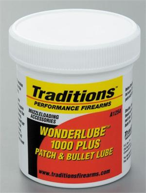 Traditions Wonderlube Patch & Bullet Lube #A1254