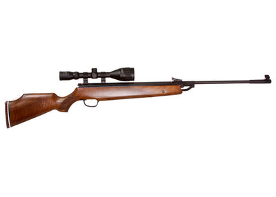 Air Rifle: Webley Patriot .22 Spring Air Rifle 880 FPS