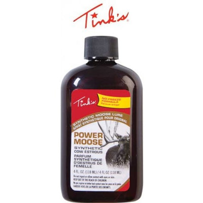 Tinks's Power Moose Synthetic Cow Estrous, 4 oz squirt top #W5921