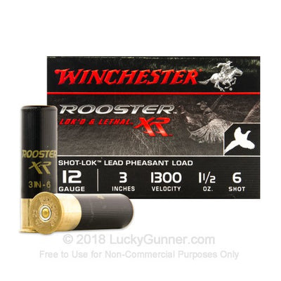 Winchester Rooster Lok'd & Lethal 12ga 3