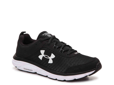 Under Armour Womens Charged Assert 8, Black