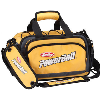 Berkley Power Bait Tackle Bag, Yellow