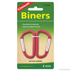 Coghlan's Mini CaraBiners 6mm, 2pk #9665