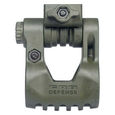 Fab Defense PLR Tactical Light Mount Green