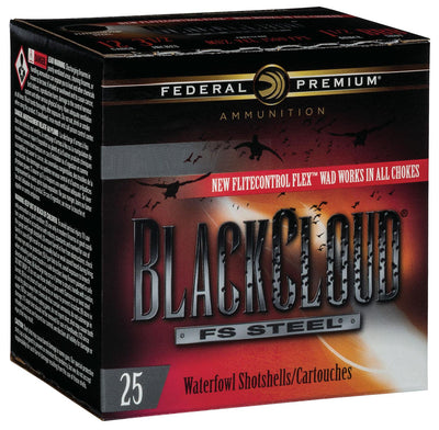 Federal Black Cloud 12ga 3