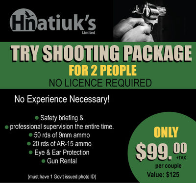 Try Shooting Package