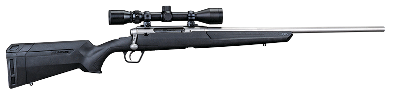 Savage Axis XP Stainless 270win 22""
