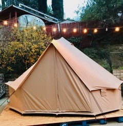 bell tent cotton canvas