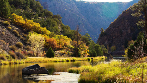 Black Canyon-The Gunnison National Park, Colorado