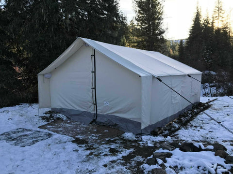 Canvas Wall Tents for Sale | Hunting and Outfitter Tents