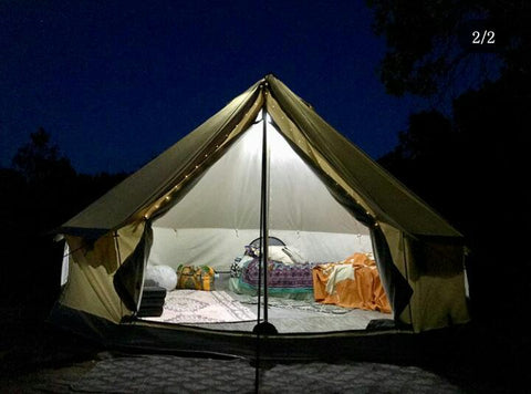 black friday cyber mondat best bell tent glamping tent deals