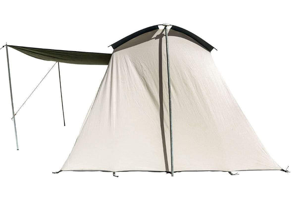 10'x14' Deluxe Family Explorer Cabin Tent - White Duck Outdoors