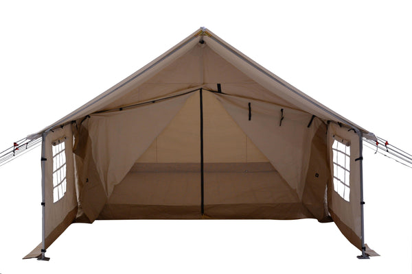10'x12' Porch - Canvas Wall Tent - White Duck Outdoors