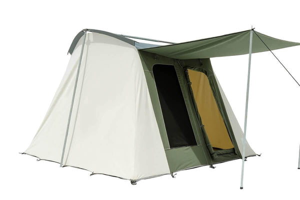 10'x10' Deluxe Family Explorer Cabin Tent - White Duck Outdoors