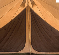 Half 1/2 Inner Tent | Canvas Bell Tent Accessories | Inner Rooms for Regatta Bell Tents