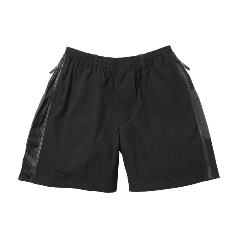 ROTOL REFLECT TRACK SHORTS-BLACK