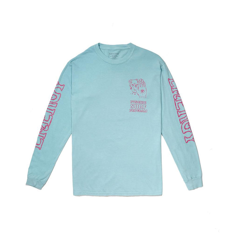 SURF IS DEAD PSYCHIC SURF L/S -MINT