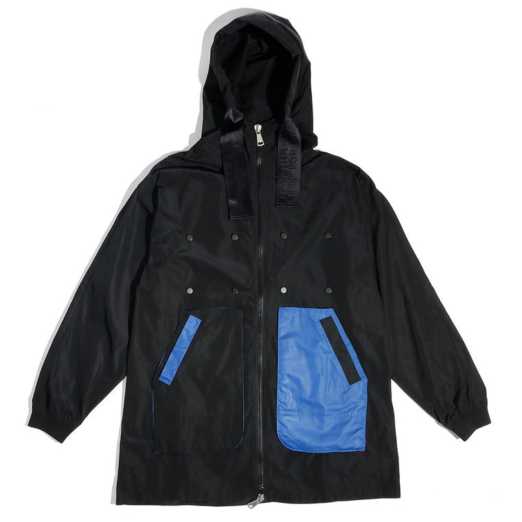 LYPH RAN JACKET -BLACK