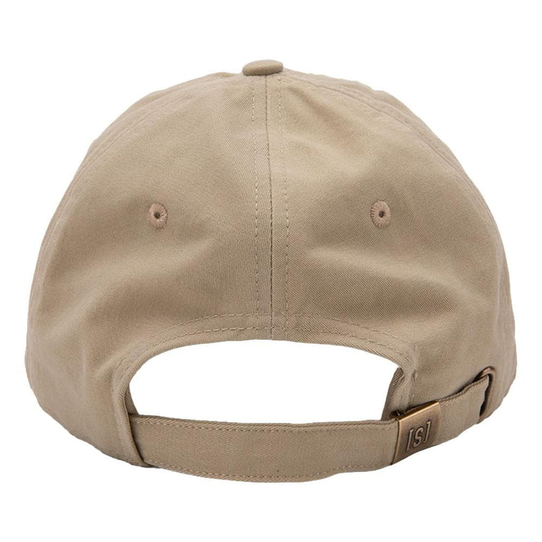 A[S]USL ASUSL SMALL LOGO DAD CAP-CREAM