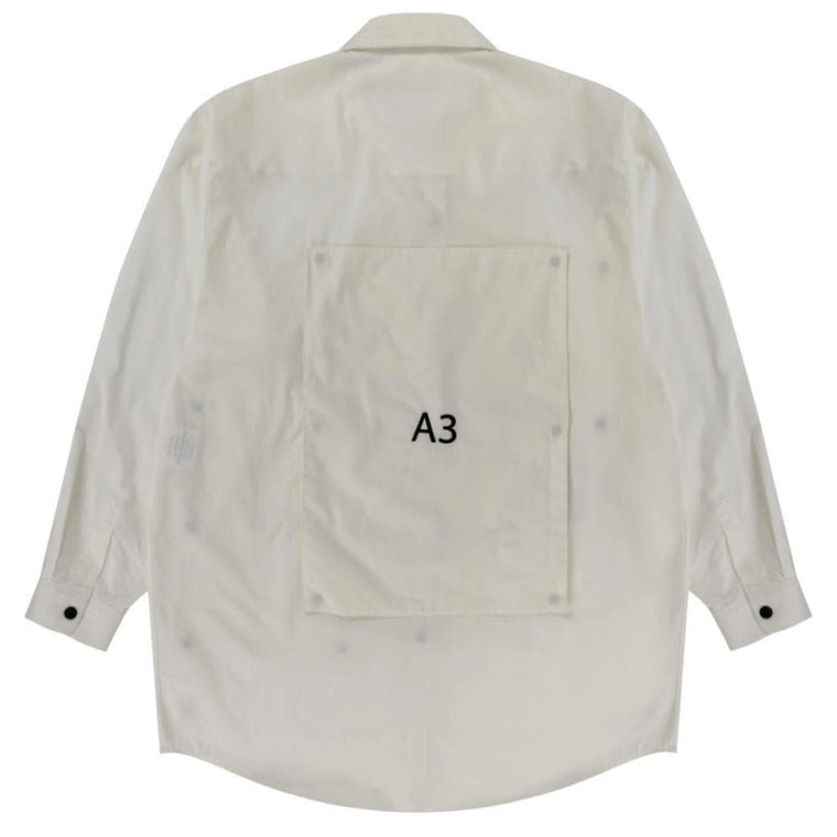 LYPH WHMSITH SHIRT -WHITE