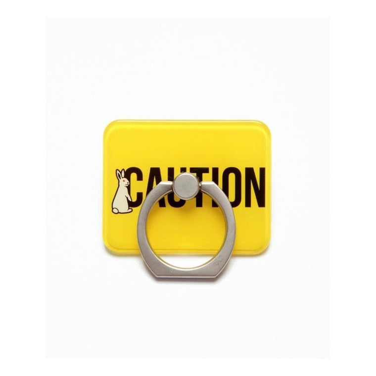 FUCKING RABBIT CANTION BUNKER RING -YELLOW