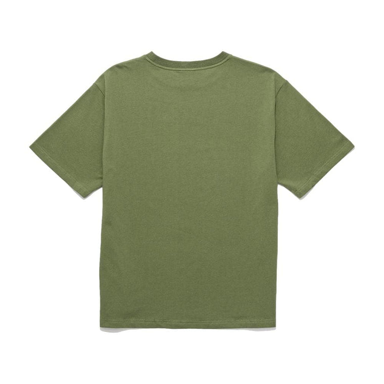 CLOT TEE MARY SS TEE-GREEN