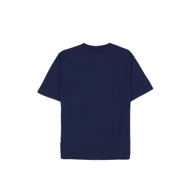 THRASHER(JAPAN) OUTLINE FLAME S/S T-SHIRT -NAVY