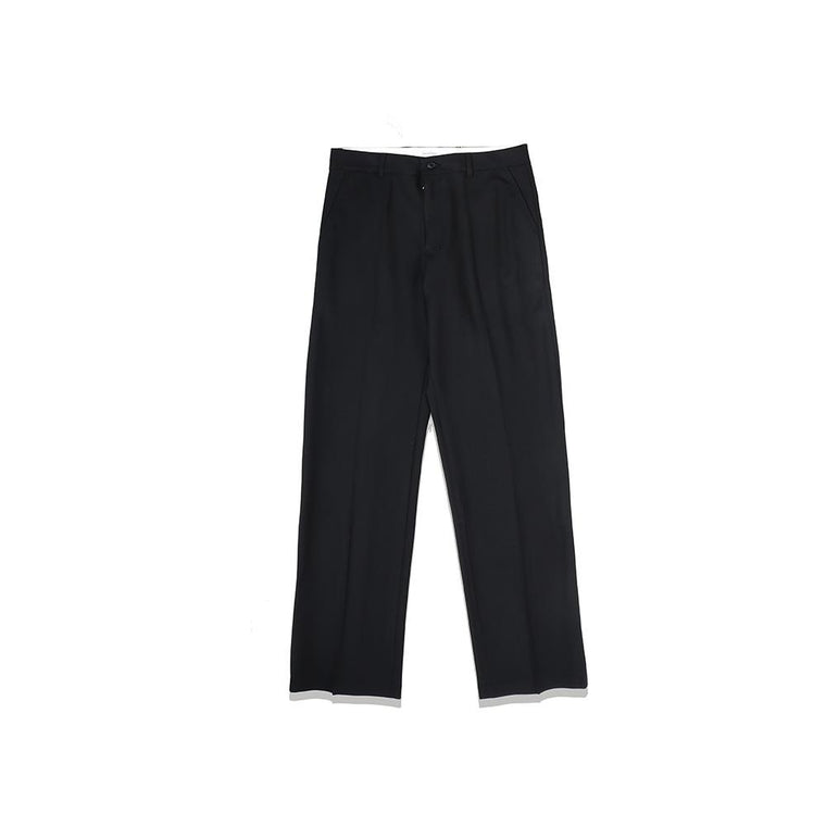 Second Layer BOOT CUT PANT -BLACK