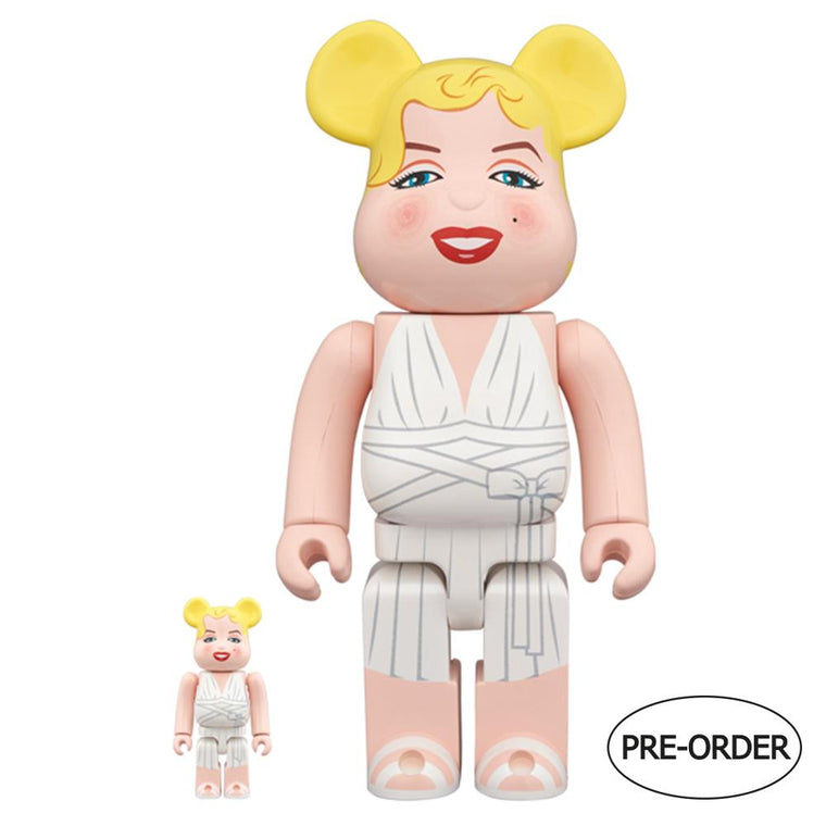 MEDICOM TOY MARILYN MONROE SET -MULTI