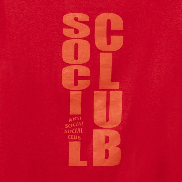 AntiSocialSocialClub EVERYTHING YOU WANT TEE-RED